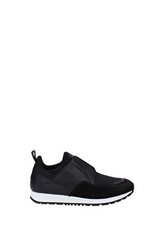 XXW0YO0R180F61B999 Sneakers Tod's Black Women Leather Black rTSrqPzw