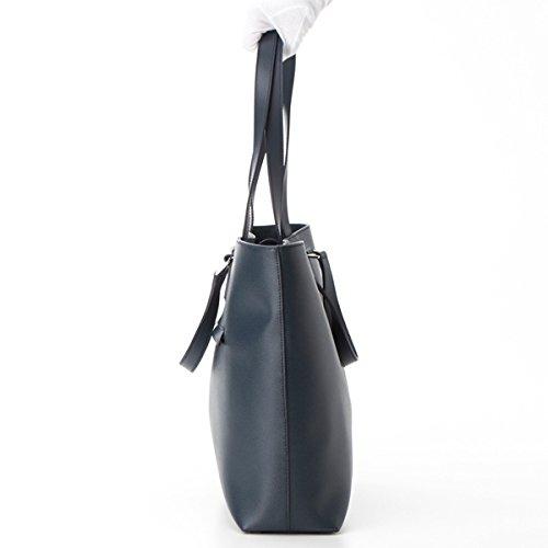5b27c3076285 Amazon | フルラ(FURLA) マルテ M ビジネストートバッグ【ネイビー/**】 | メンズバッグ・財布