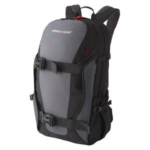 Amazon.com : Swiss Gear Day Tripper Backpack - Black : Hiking ...