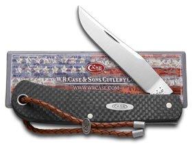 Case Carbon Fiber Backpocket Pocket Knife