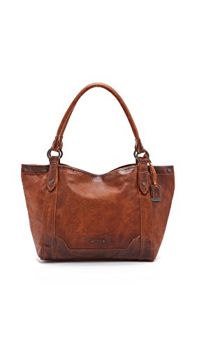Melissa Handbag Cognac FRYE Leather Shoulder qSXxwnnfB