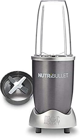 NutriBullet 600 watt Series - Blender - 5-delig - Grijs