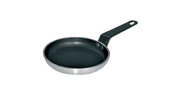 Tortillas sartén de hierro de profundidad de pequeño ...