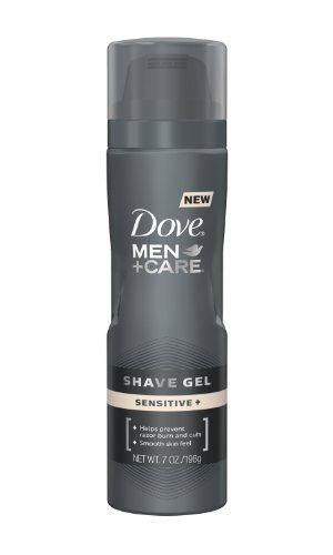 Dove Men ainsi Soins Gel à raser, Sensible 7 oz