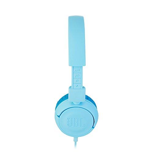 JBL JR 300 - On-Ear Headphones for Kids - Blue