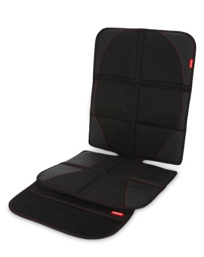 leather booster car seat - 9