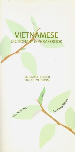 Vietnamese-English/English-Vietnamese Dictionary & Phrasebook (Hippocrene Dictionary and Phrasebook)