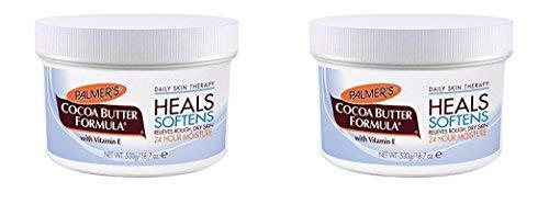 Palmer's Cocoa Butter Formula with Vitamin E, 18.7 oz., 530 g, 2 Jars by Palmer's