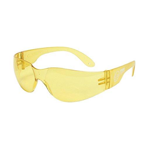Voodoo Tactical Men's Shooting Glasses, - Yellow Shooters Glasses