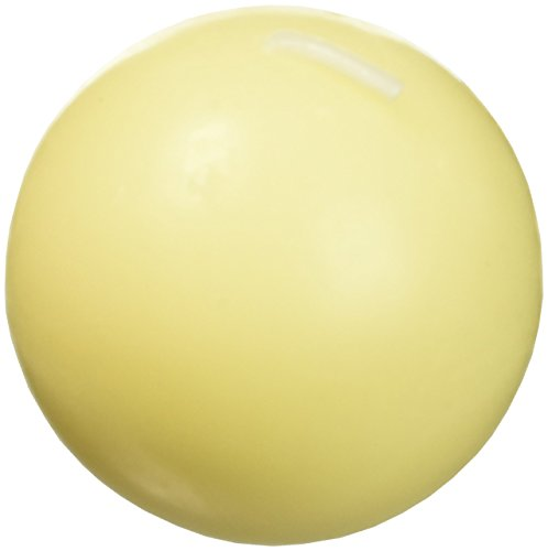 Zest Candle 12-Piece Ball Candles, 2-Inch, Pale Ivory by Zest Candle