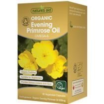 (6 PACK) - N/Aid Organic Evening Primrose Oil | 90s | 6 PACK - SUPER SAVER - SAVE MONEY