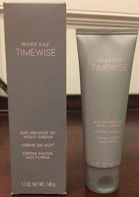 Mary Kay Timewise Age Minimize 3D Night Cream Combination to Oily Skin (1.7 oz) (089007)