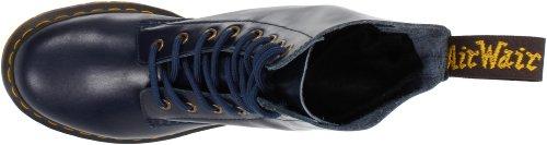 Pascal Delle Boots Dr Dr Donne Martens Lace In Women's Martens Blu Blue Pascal up Vestito Dress up Stivali Pizzo qxER4