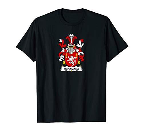 McNamara Coat of Arms - Family Crest Shirt