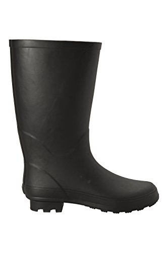 Warehouse Black Wellies Waterproof Boots Womens Mountain Stream Wellington 8SwdZZzq