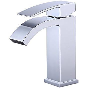 Delta Faucet Delta 567LF-MPU Ara Single Handle Single Hole Bathroom ...