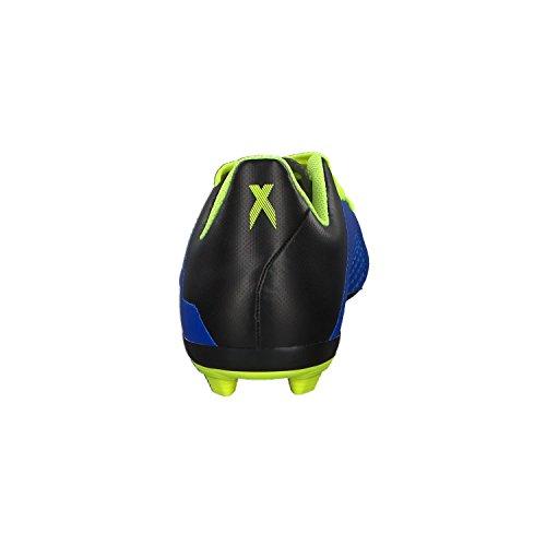 Botas J X adidas Negbás FxG Amasol Unisex Adulto Fooblu Azul de 000 4 fútbol 18 dXnffxF