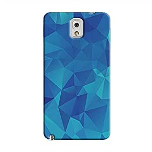 Cover It Up - Uneven Pixels Galaxy Note 3Hard Case