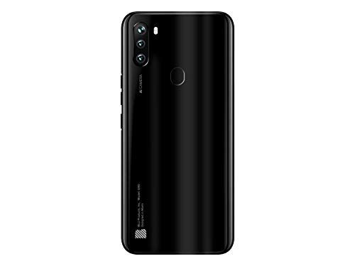 "BLU G90-6.5"" HD+ Smartphone with Triple Main Camera, 64GB+4GB RAM and Android 10 -Black"