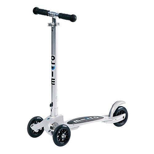 Color Blanco Micro Mobility Compact Monopat/ín Hockey y Patinaje sobre Ruedas Infantil Talla /Única Juventud Unisex