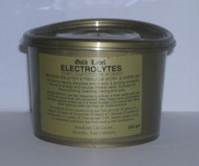 Electrolytes For Competition Horses - 250g By Gold Label by Gold Label