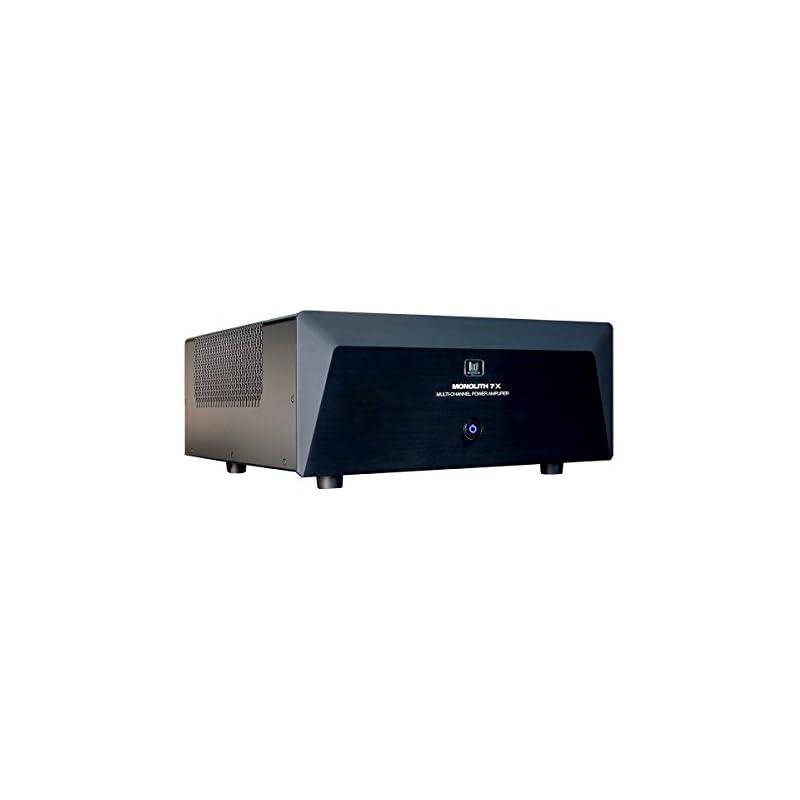 Monolith Multi-Channel Power Amplifier -