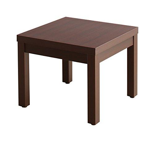 応接室家具 センターテーブル (W110) ダークブラウン【AC083014】 B07BKVQD78 センターテーブル:W110  センターテーブル:W110