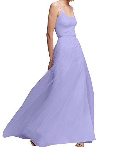 Amore Demoiselle D'honneur De Tulle De Mariée Élégante Robe Une Robe De Mariée En Ligne Pour La Lavande Femmes