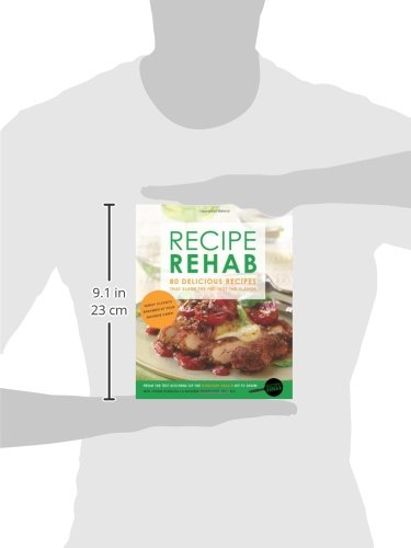 Recipe rehab 80 delicious recipes that slash the fat not the recipe rehab 80 delicious recipes that slash the fat not the flavor everyday health joann cianciulli maureen namkoong ms rd 9780062272904 forumfinder Choice Image