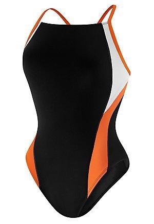 Speedo Launch Splice Cross Back Endurance+ Onepiece Swimsuit Speedo Swimwear 8191408-P