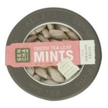 Sencha Naturals Pink Dragonfruit Green Tea Mints, 1.2 Ounce - 6 per case.