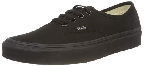 Adulte Vans Authentic U Noir Mode Baskets Mixte OwXfWwAq