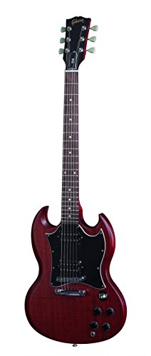 Gibson SG Faded 2016 T Electric Guitar, Worn Cherry