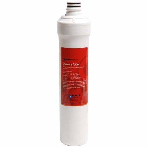 Watts Premier 105311 RO-4 RO-Uncontaminated UF3 Sediment Filter