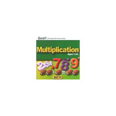 Snap! Multiplication: Software
