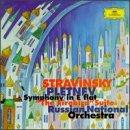 Stravinsky: Symphony in E-flat, Op. 1 / ''Firebird'' Suite / Scherzo à la russe