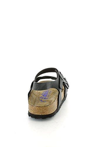 Sandali Kumba soft Birkenstock 026173 black (35-41) Nero