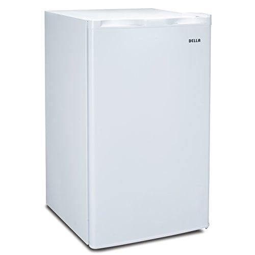 Della Compact Refrigerator Freezer Reversible