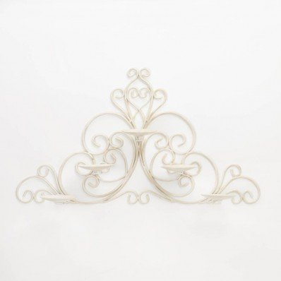 Koehler Home Decor Zingz and Thingz Vintage Scrollwork Wall Sconce Smart Living SS-KHD-10015863