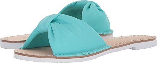 Kate Spade New York Womens Indi Slide Sandal Turquoise Neoprene VzXa4oarR1