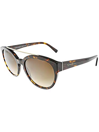 Giorgio Armani AR8086 502613 Dark Havana AR8086 Cats Eyes Sunglasses Lens Categ -