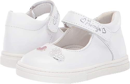 Primigi Kids Baby Girl's PGR 34080 (Infant/Toddler/Little Kid) White 19 M ()