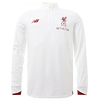 dd5a71d50df New Balance Liverpool FC 2018 Mid Layer Training Top (Large): Amazon ...