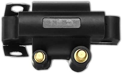 Fudoray Ignition Coil Replaces 582508 18-5179 183-2508 for 1985-2005 Johnson Evinrude 4-300HP 4 4.5 5 6 6.5 8 20 25 28 40 45 48 50 55 60 65 70 75 80 85 88 90 110 155 185 200 250 275 300 HP Engines