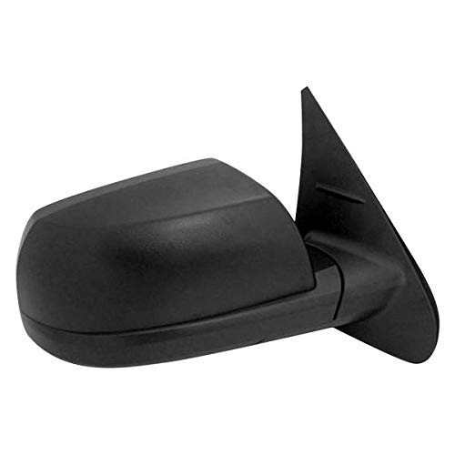 Replacement Passenger Side Power View Mirror (Heated, Foldaway) Fits Toyota Tundra