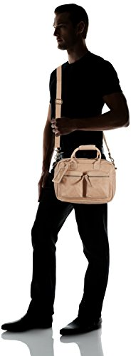 Cowboysbag The Little Bag, Borsa A Tracolla, unisex Beige (Sand 230)