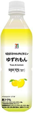【販路限定品】アサヒ飲料 ゆずれもん 500ml×24本 [栄養機能食品]