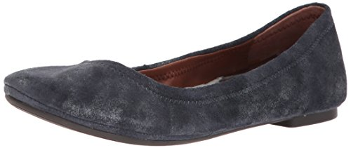 Lucky Brand Mujeres Lucky Emmie Ballet Flat Antracita