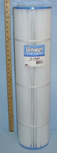 (Unicel C-7497 Replacement Filter Cartridge for 100 Square Foot Waterco, Jandy CT-100)
