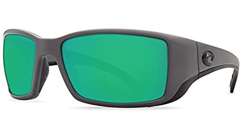 Green 580g Mirror Bundle amp; Blackfin Matte Gray Kit Cleaning Sunglasses Costa 1waFn8qSUx